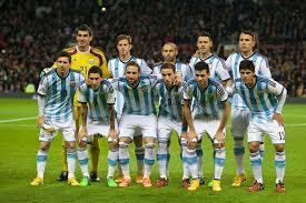 ワールドカップ、サッカーアルゼ...
