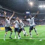 Antoine Griezmann Goal performance