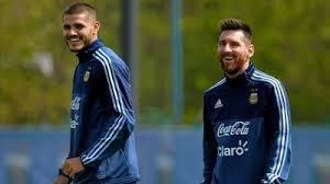 Icardi&Messi