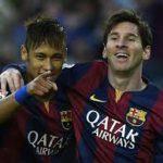 Neymar&Messi